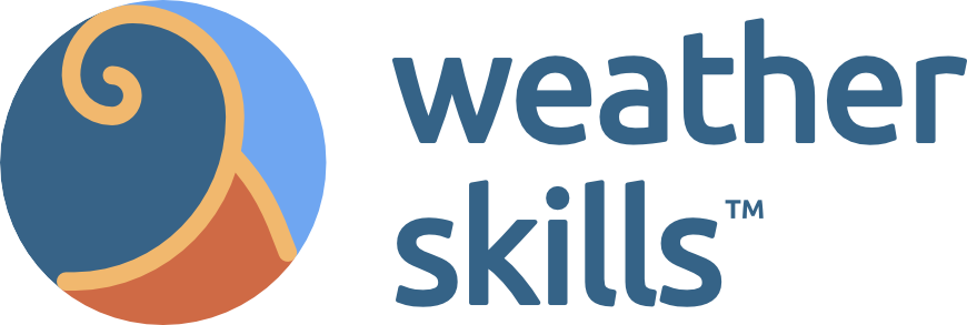 Weather Skills logo
